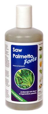Šampón Saw Palmetto Forte